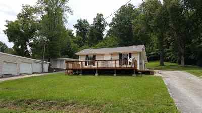 Morristown Single Family Home For Sale: 3656 Old Enka Hwy