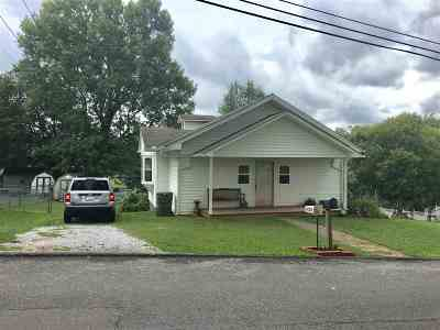 Morristown TN Single Family Home For Sale: $89,900
