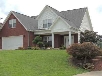 Morristown Single Family Home For Sale: 1463 Windfield Drive