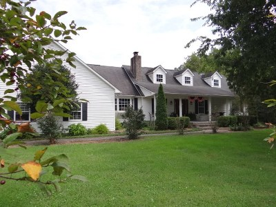 Grainger County Single Family Home For Sale: 1755 N Hwy. 92