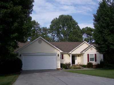 Single Family Home For Sale: 1344 Appalachian