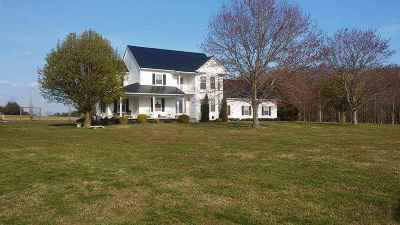 Jefferson County Single Family Home For Sale: 2940 Beecarter Road