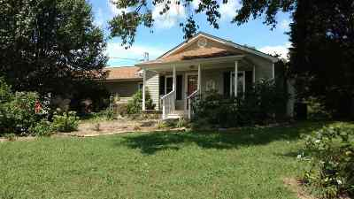 Single Family Home For Sale: 740 Howard Rd