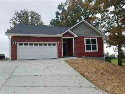 Single Family Home For Sale: 7475 Lakeshore Dr
