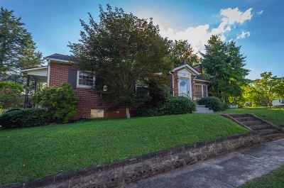 Morristown Single Family Home For Sale: 805 W 2nd North St.