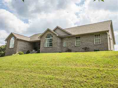 Morristown Single Family Home For Sale: 2651 White Oak Grove Rd