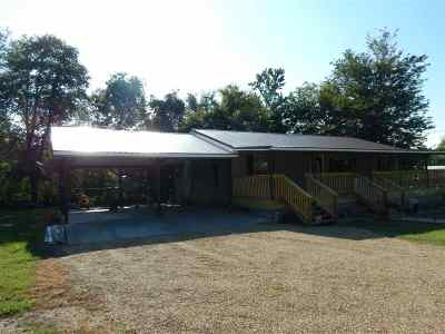 Newport Single Family Home For Sale: 1575 W Hwy 25-70