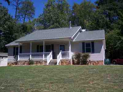 Mooresburg Single Family Home For Sale: 1621 Sequoyah Drive