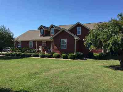 Jefferson County, Cocke County, Sevier County Single Family Home For Sale: 416 Terry Point