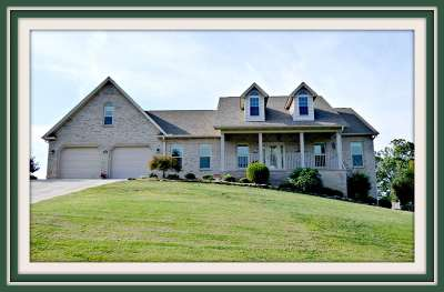 Dandridge Single Family Home For Sale: 849 Pinnacle Dr.