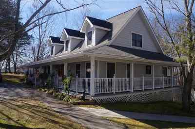 Dandridge Single Family Home For Sale: 1628 Canal Lane
