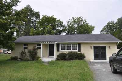Newport Single Family Home For Sale: 304 Susong N