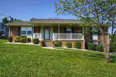 Morristown TN Single Family Home Pending-Continue To Show: $169,900