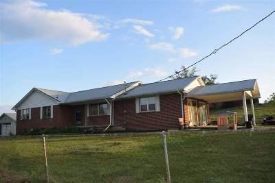 Single Family Home For Sale: 8800 E Aj Hwy
