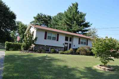 Morristown TN Single Family Home Pending-Continue To Show: $124,900