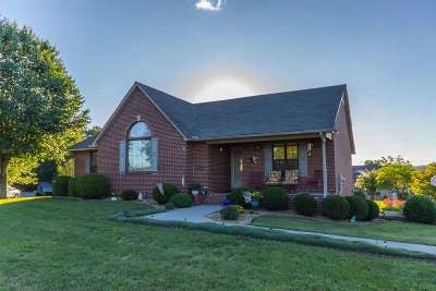 Morristown Single Family Home For Sale: 2721 Wisteria Drive