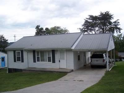 Morristown Single Family Home For Sale: 1233 Carmichael Street
