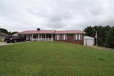 Russellville TN Single Family Home Sold: $199,900