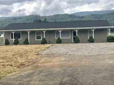 Rutledge TN Single Family Home For Sale: $135,000