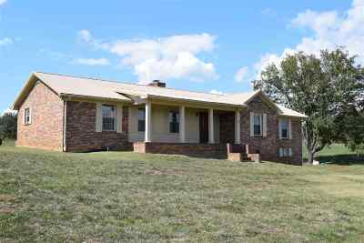Whitesburg Single Family Home For Sale: 7567 Saint Clair Road