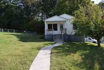 Morristown TN Single Family Home For Sale: $65,900