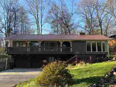 Morristown Single Family Home For Sale: 1942 Bluebird Circle