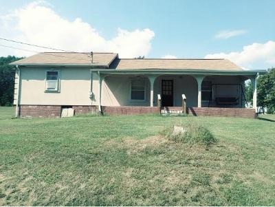 Single Family Home For Sale: 470 Rader Lane