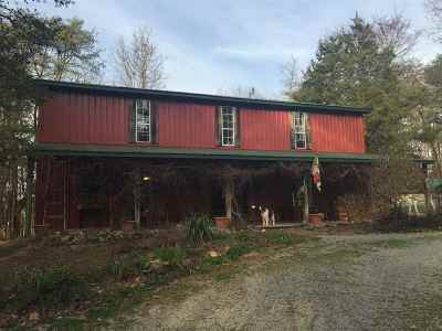 Grainger County Single Family Home For Sale: 120 Newman Lane