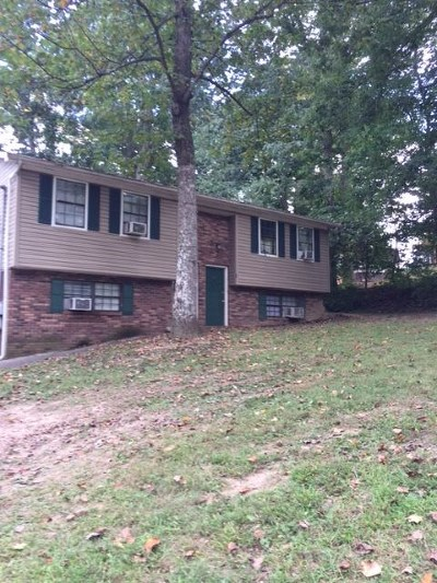 Hamblen County Multi Family Home For Sale: 640 Roddy Drive