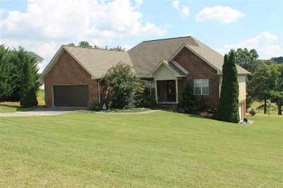 Jefferson City Single Family Home For Sale: 554 Providence Drive
