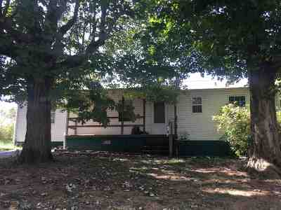 Morristown Single Family Home Temporary Active: 818 Cleveland Ave