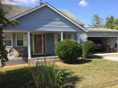 Morristown Single Family Home For Sale: 635 Central Church Road