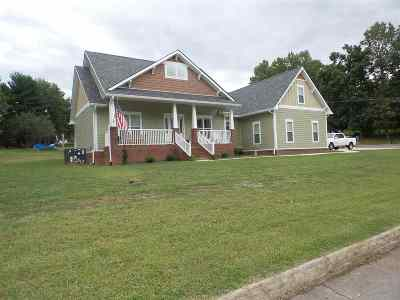 Single Family Home For Sale: 654 Crestview Court