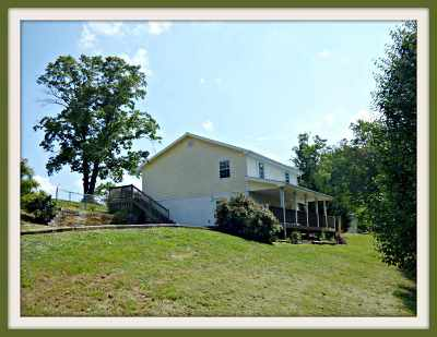 Grainger County Single Family Home For Sale: 206 Sequoyah Trail