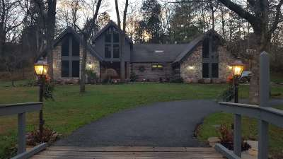 Morristown Single Family Home For Sale: 855 Panther Creek Rd.