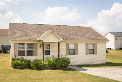 Morristown Single Family Home For Sale: 1054 Allegiance Way