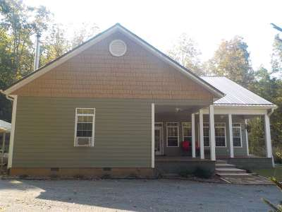Grainger County Single Family Home For Sale: 3773 Bullen Valley Road
