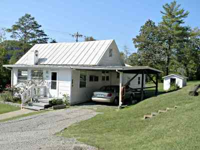Sevierville Single Family Home For Sale: 1920 Waldens Creek Road