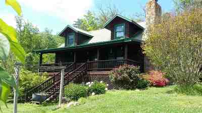 Single Family Home For Sale: 875 Dawn Valley Rd
