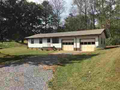 Newport Single Family Home For Sale: 215 Circle Rd.