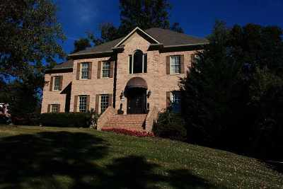 Morristown Single Family Home For Sale: 1038 Colonial Drive