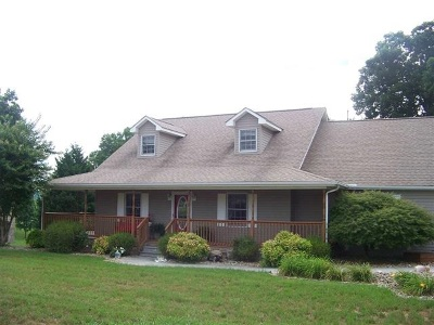 Grainger County, Hamblen County, Hawkins County, Jefferson County Single Family Home For Sale: 952 Holly Oaks Lane