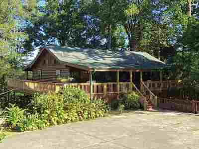 Single Family Home For Sale: 1007 Frank Thornton Road