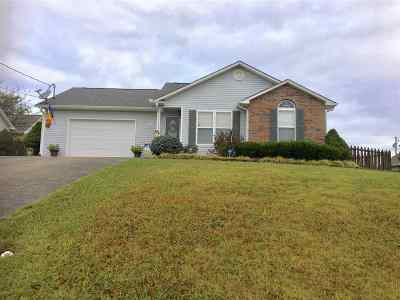 Jefferson City Single Family Home For Sale: 126 Oakleaf Circle