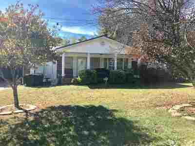 Morristown Single Family Home For Sale: 1850 Meadowview Ln