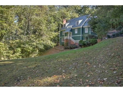 Single Family Home For Sale: 1417 Woodmont Drive