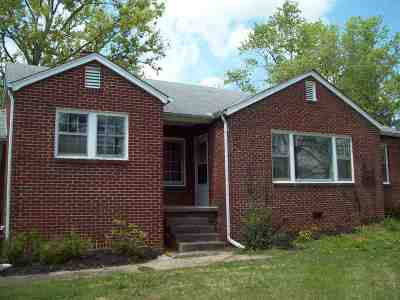 Morristown Single Family Home For Sale: 1219 W 5th North Street