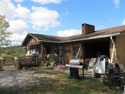 Single Family Home For Sale: 2452 Clinch Valley Road