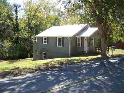 Morristown Single Family Home For Sale: 2208 Shields Ferry Road