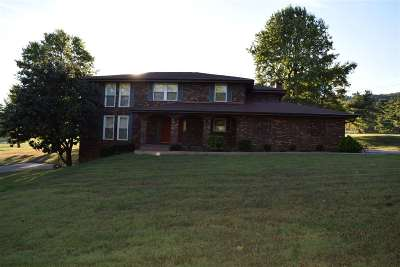 Morristown Single Family Home For Sale: 1415 Bales Drive